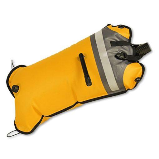 Hiko inflatable paddle float