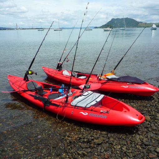 Mission Kai Waka Fishing Kayak