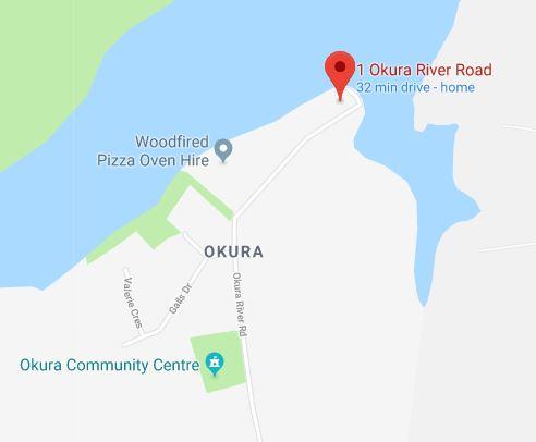 Map Okura