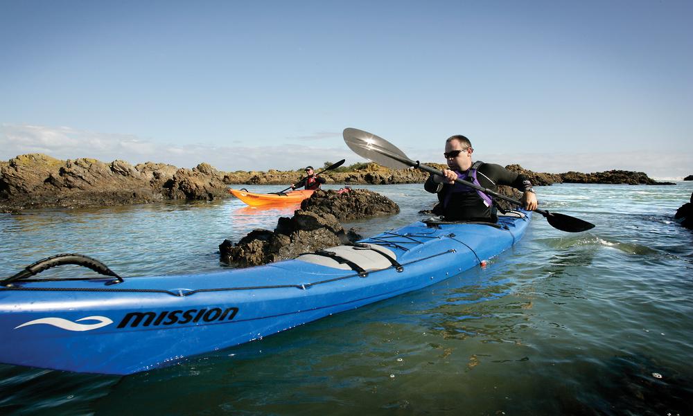 Mission Wainui Sea Kayak