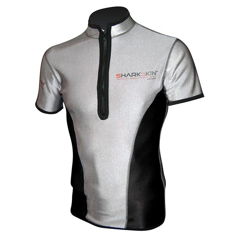 Sharkskin climate control shirt