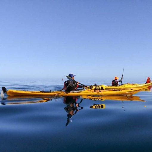 Sea Kayak Waitai mission