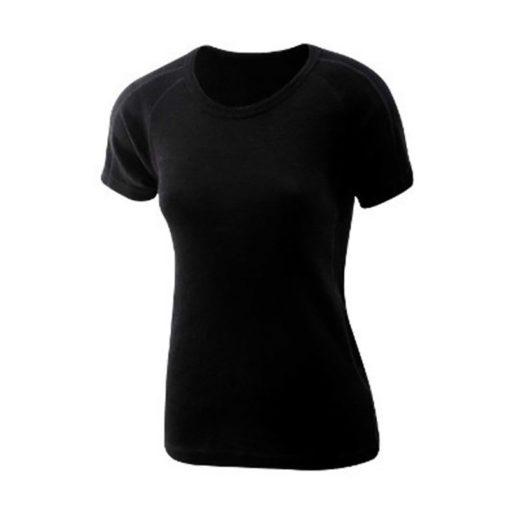 Womens short sleeve merino