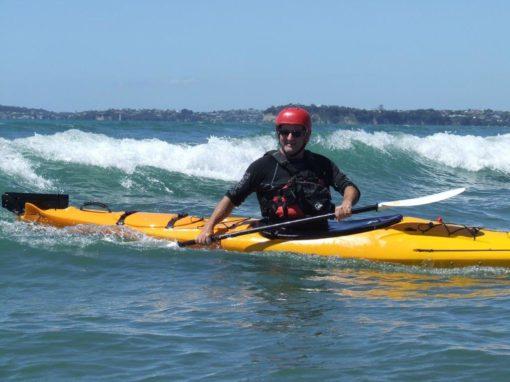 Kayak Surfing Sea Kayak