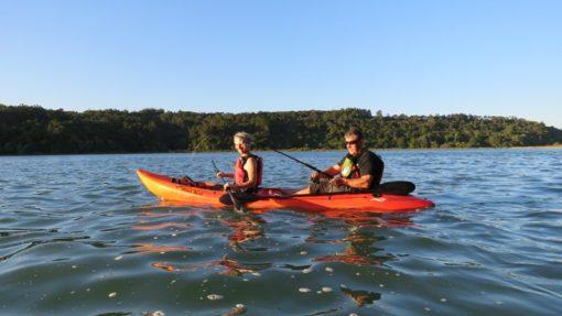 Mission Rua Kai Fishing Kayak