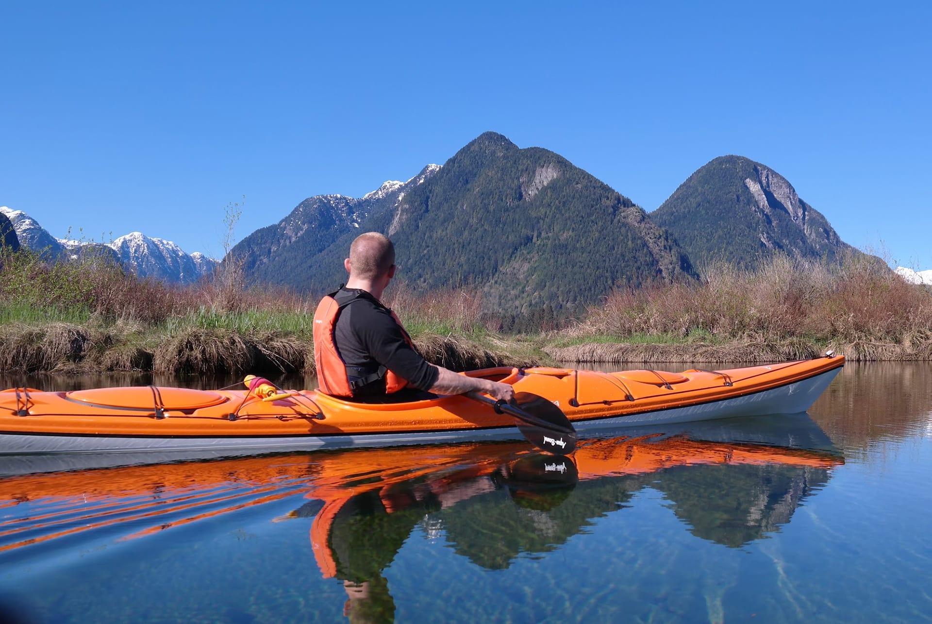 Delta 17 - Canoe & Kayak