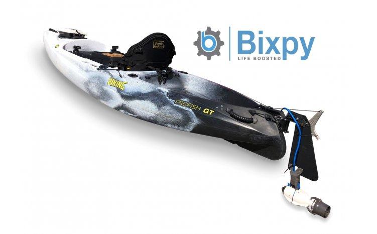 Viking Profish GT E - Bixpy Electric Jet